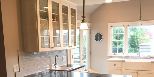 Interior Home Painting Greenlake Seattle